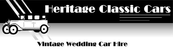 Heritage Classic Cars - Vintage Wedding Car Hire